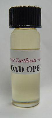 1 x ROAD OPENER OIL MAGICKAL SPELL OIL Wicca Witch Pagan Goth Punk POSSIBILITIES