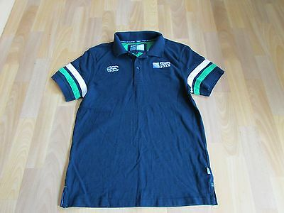 Canterbury RUGBY Union WORLD Cup Collection 2015 IRB Shirt ADULT Size M