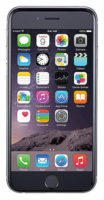 Apple iPhone 6 16GB Unlocked GSM 4G LTE Dual-Core Smartphone 8MP - Space Gray