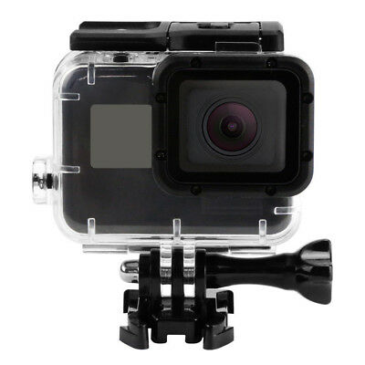 Underwater Waterproof Lock Buckle Diving Housing Case for GoPro Hero 5 6 7 Black