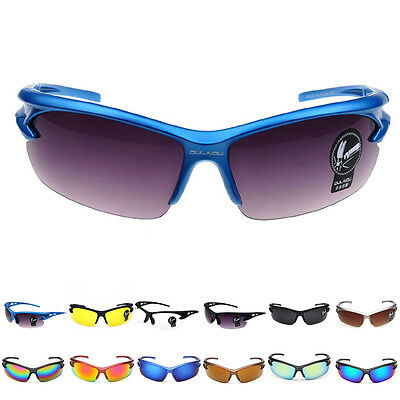 Fashion Goggles Cycling Driving Riding Glasses Sports Sunglasse Outdoor UV400 UK