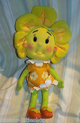 Fifi and the Flowertots PRIMROSE Soft Toy Doll 2004
