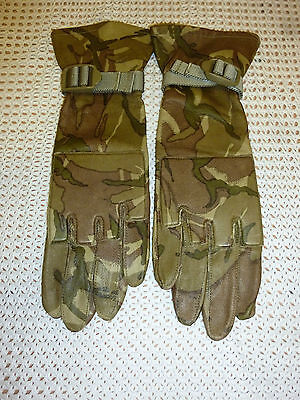 Mtp Leather Gloves Unlined British Army Issue Various Sizes New