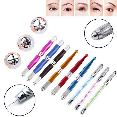 Femmes Maquillage Permanent Microblading Stylo Sourcil Tattoo Machine Tatouage