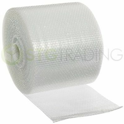 300mm x 100M ROLL OF QUALITY BUBBLE WRAP 100 METRES