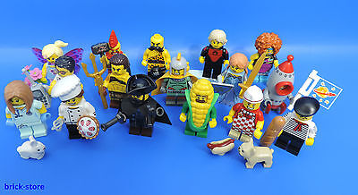 LEGO Mini Figures 71018 / Series 17 Selection of Figurines