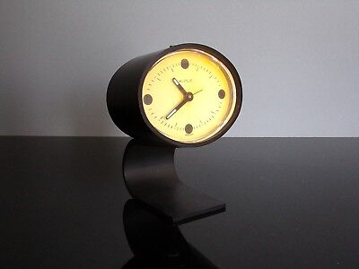 Kiple clock alarm reveil 80's moderniste Design Germany