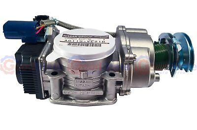 Genuine Nissan Patrol Throttle Body - Y61 9/01 on TB48DE 6 Cyl 4.8L  Automatic