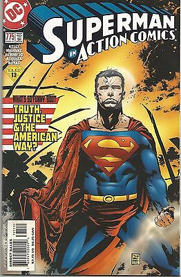 ACTION COMICS #775 (1st appearance Manchester Black) Back Issue (S)
