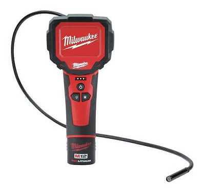 NEW Milwaukee 2313-21 M-Spector 360 Cordless Camera Video Inspection Kit System