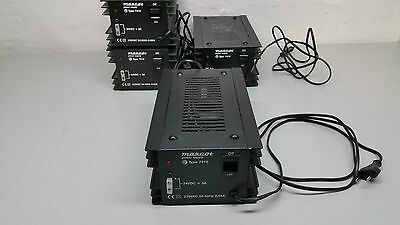 Mascot Power Supply 7410 24V 3A Linearregler, Längstregler