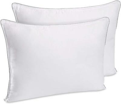 Bed-Pillows-Extra-Lush-Bedding-Fiber-Polyester-Filled-Pillows-2-Pack-by-Utopia