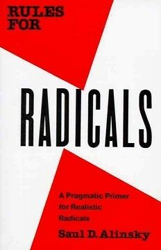 Rules for Radicals-NEW-9780679721130 by Alinsky, Saul David