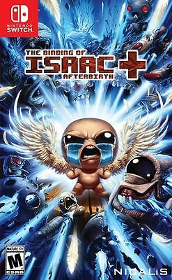 The Binding of Isaac Afterbirth+ - Nintendo Switch Game - BRAND NEW