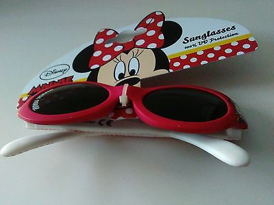 Disney Minnie Mouse Baby Sunglasses  100 % UV PROTECTION. Cat 3 -  Bag 43