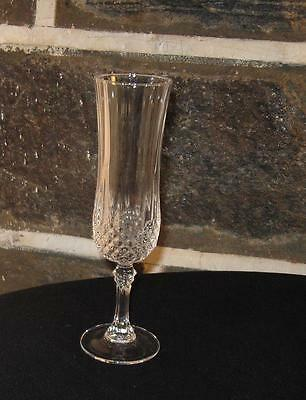 "Longchamp ""Champagne flutes "" Fine crystal  BUY WHAT YOU WANT!!"