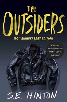 The Outsiders - Hinton, S. E. - New Hardcover Book