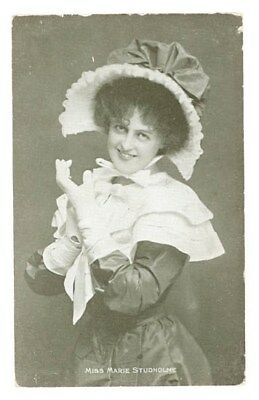 Music Hall And Stage Actress Marie Studholme Photo Postcard Free Shipping