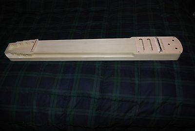 lap steel guitar body 8 String  With Stringmaster pickup pockets routed