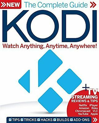 The Complete Guide to Kodi by Daniel Booth New Paperback Book