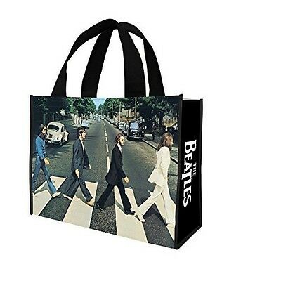 Vandor 72373 The Beatles Abbey Road Large Recycled Shopper Tote NEW