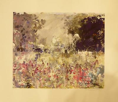 Sue Howells Signed and numbered Limited Edition Print The Colours of Monet