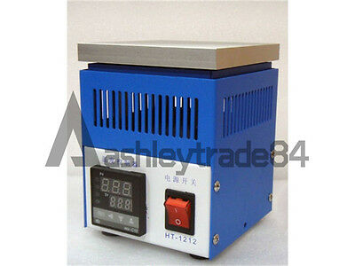 New Hot Plate Preheating Station BGA Rework Station Reballing Preheater 220V