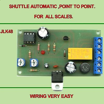 Lot Of 3 Automatic Reversing Circuit For  All Scales.