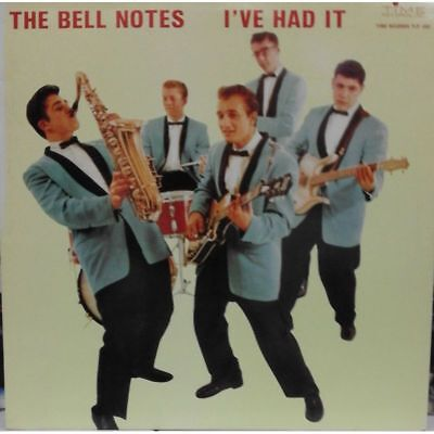 LP - The Bell Notes - I've Had It - Surf, Rock & Roll, Rockabilly