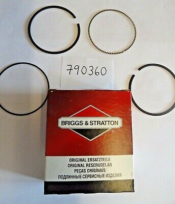 how to change piston rings briggs and stratton