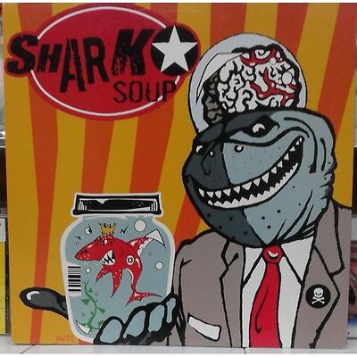 LP - Shark Soup - Shark Soup - Germany, Psychobilly, Punk