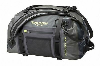 GENUINE Triumph Motorcycles Terrain 25 Litre Duffle Bag Waterproof NEW