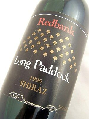 1996 REDBANK Long Paddock Shiraz Isle of Wine