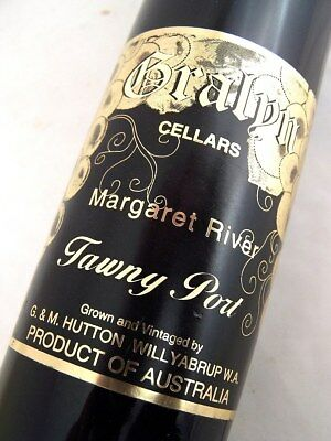 2008 circa NV GRALYN ESTATE Tawny Port 375ml Isle of Wine