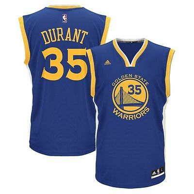 NBA Golden State Warriors Kevin Durant Basketball Shirt Jersey Vest
