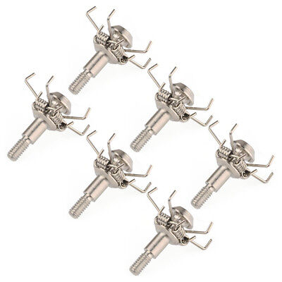 For Small Animal Game 6pcs Silver Power 100gr Judo Arrow Points Target Broadhead