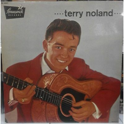 LP - Terry Noland - S/T - Rock'n'Roll, Rockabilly, Brunswick, Rock & Roll