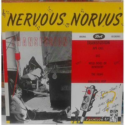 12 Inches - Nervous Norvus - Transfusion - Rock & Roll, Rockabilly