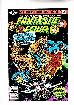 Fantastic Four 211 + 212 1st app of Terrax