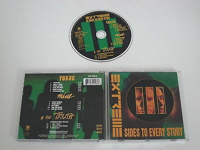 Extreme/Iii Sides To Every Story(A&M 540 006-2) Cd Album