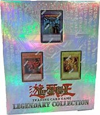 YU GI OH LEGENDARY 1 10th ANNIVERSARY ONE FACTORY SEALED FOLDER