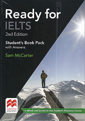 Macmillan READY FOR IELTS 2nd EDITION Student's Book with Answers & Online @NEW@