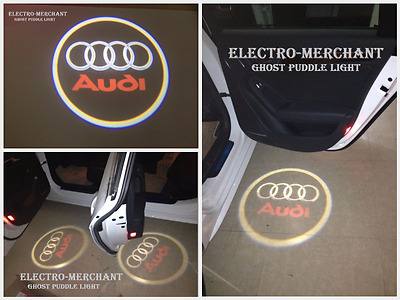 Ghost Puddle Audi X2 Under Door Courtesy Light Audi A1 A3 A4 A5 S3 Rs4 Q3 Q5