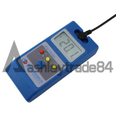 NEW LCD Tesla Meter Gaussmeter Surface Magnetic Field Tester WT10A