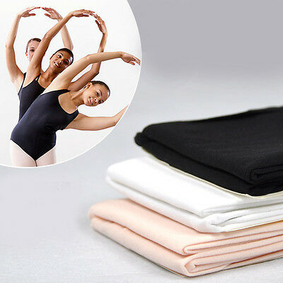 Girls Hosiery Pantyhose Ballet Dance Stocking Footed Socks Tights 4 Colors S-L