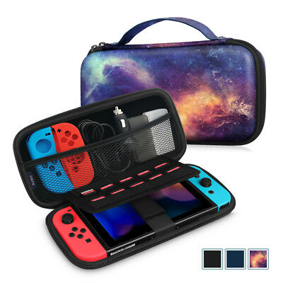 Hard EVA Carrying Case for Nintendo Switch Portable Travel Storage Bag Cover