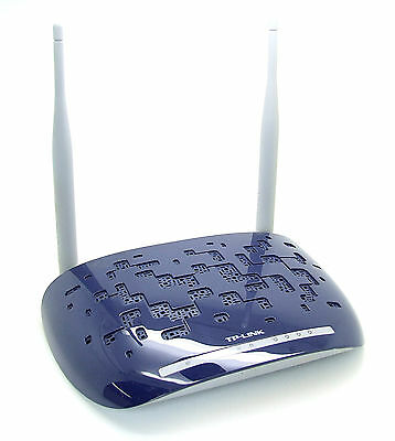 TP-Link TD-W8960N Wireless N ADSL2+ Router Modem  4-Port-Switch