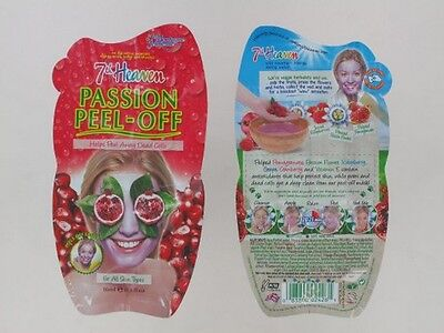 Montagne Jeunesse 7Th Heaven Peel Off Mask Passion Face Mask / Hair & Roots Mask