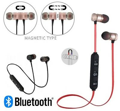 Cuffie Corsa Running Bluetooth Auricolare Sport Wireless Stereo Iphone Cellulare