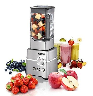 2000W Design Standmixer 3 Liter Blender Smoothie Maker Pürierer Ice Crusher